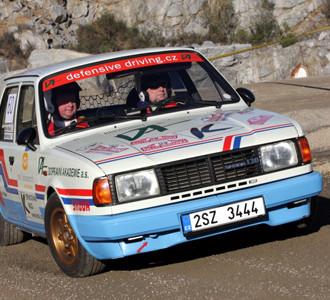 Rallye legend tým
