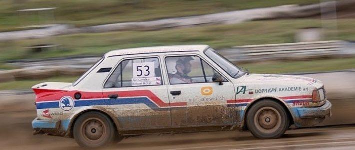 Rallye Berounka Revival již tento víkend