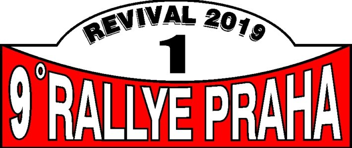 Rallye Praha Revival 2019